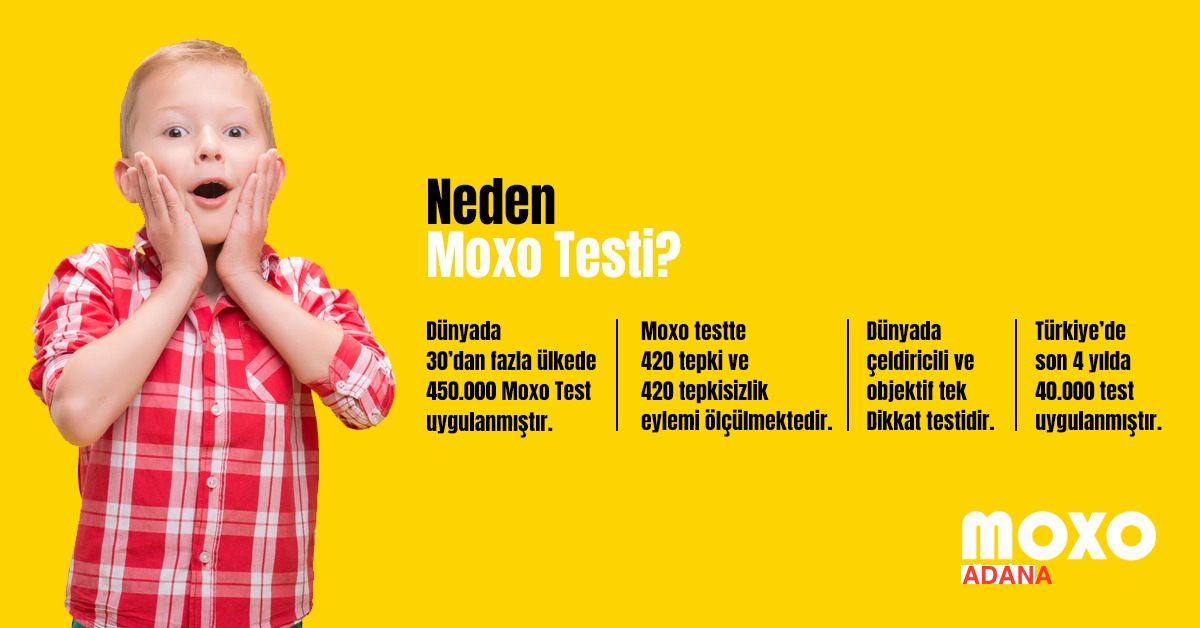 MOXO-TESTİ-ADANA